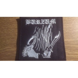 Burzum - Coming to a church...  Patch