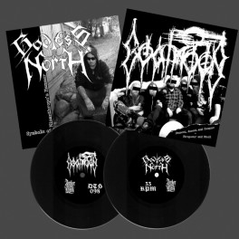 Goatmoon / Godless North - Split  EP