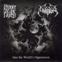 Prayer of the Dying / Thy Legion - Into the World's Oppression  EP